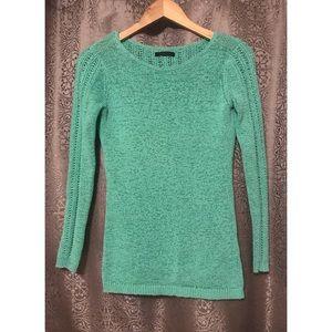 Rachel Zoe Sweater Karla Mint Green Size Medium